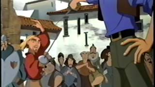 The Road to El Dorado (2000) Teaser (VHS Capture)