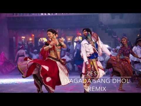 Nagada Sang Dhol Remix