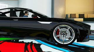 TESLA MODEL S IN GTA ONLINE! - Grand Theft Auto 5 Multiplayer - Part 559