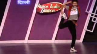 Croc-Roaz aka Raghav Audition[HQ] Dance India Dance