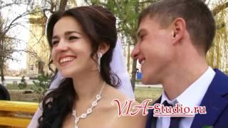 Наша свадьба. Валерий и Антонина.(VIA studio - видеооператор и фотограф на свадьбу в Белой Глине, в Новопокровской, в Песчанокопской, в Краснодаре,..., 2016-02-25T09:11:38.000Z)