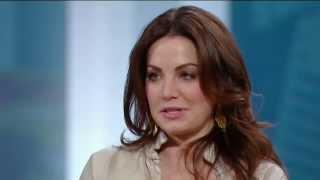 Erica Durance talks 'Man of Steel' And Lois Lane