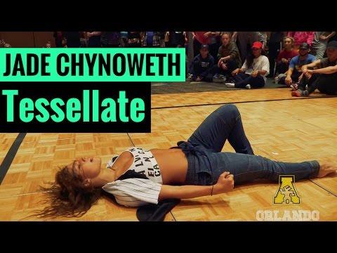 "Jade Chynoweth Choreography ""Tessellate ""|Ellie Goulding MonstersAList Orlando"