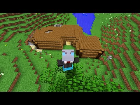 How To Minecraft RAIDING EMPTY BASES HTM SMP 64