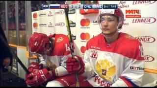 Nov 10, 2016 Super Series: Russia 4-3 OHL
