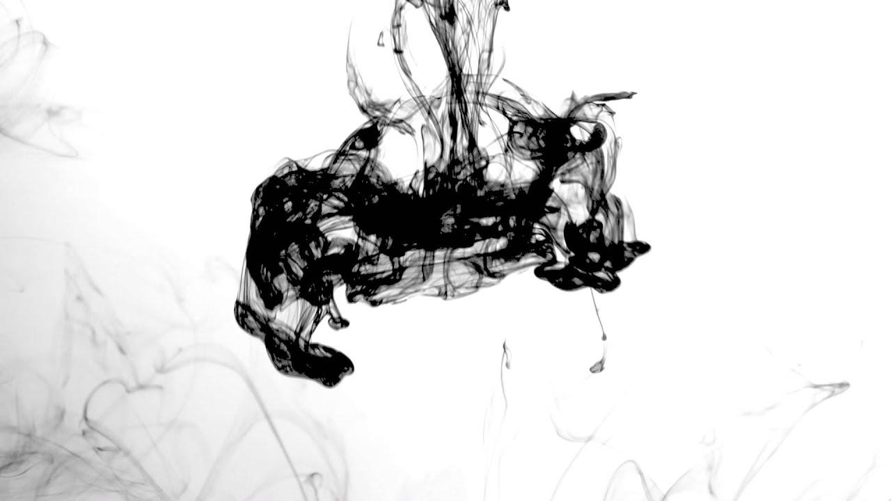 Ink drop drip in water 019 royalty free stock footage youtube - Hd ink wallpaper ...