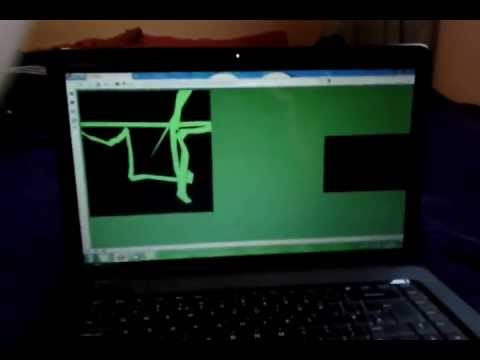 Web Browser Based 3D Pen - WebGL, HTML5, Camera, Augmented Reality