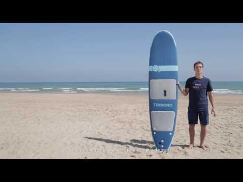 Cómo elegir tu tabla de surf | Decathlon España