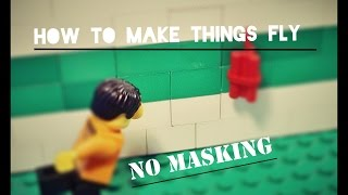 How To Make Things Fly Without Masking