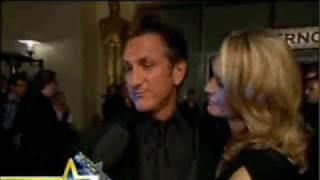 Sean Penn & Robin Wright Penn