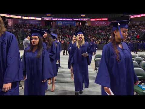 Edmonds Community College Commencement Ceremony  2018