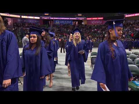 Edmonds Community College Commencement Ceremony  2018