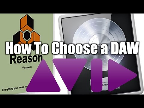 Pro Tools, Reason or Logic? How To Choose Your DAW!
