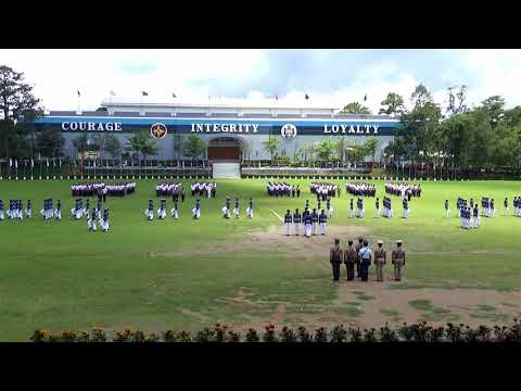 Reception Rites of PMA Class 2023 (Original Copy)