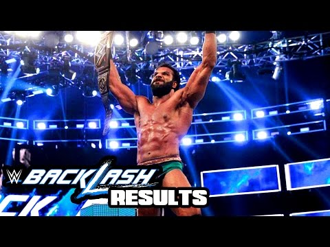 WWE Backlash Review & Results (Going in Raw Podcast Ep. 227)