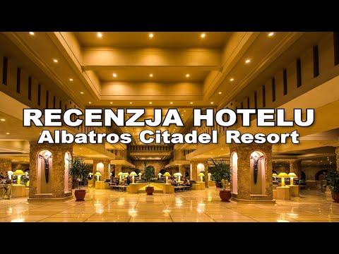 Recenzja hotelu 5★ Albatros Citadel Resort - Egipt, Sahl Hasheesh