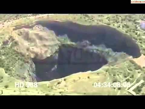 Das Tiefste Loch Der Welt