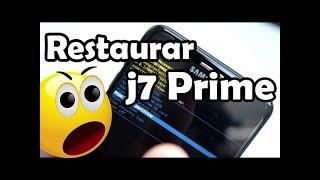 How to Hard Reset my phone Samsung Galaxy J7 Prime