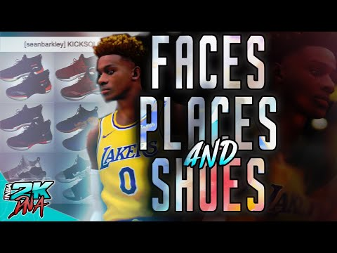 Faces, Places, and Shoes - NBA 2K20  PC