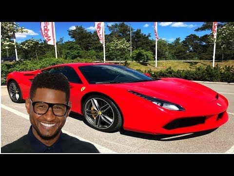 10 MOST EXPENSIVE THINGS OWNED BY USHER...