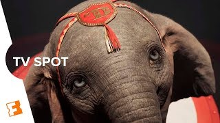 Dumbo – TV Spot 'Grammy 2019' (Sub. Español)