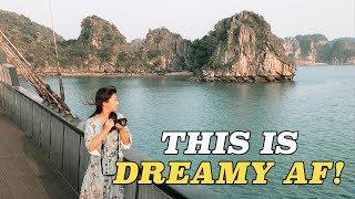 BUCKET LIST Ha Long Bay Luxury Cruise in Vietnam!