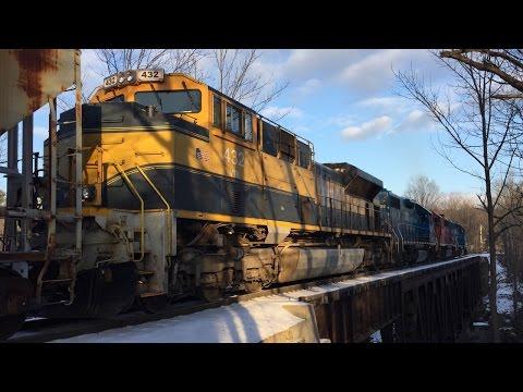 Chasing the Vermont Railway