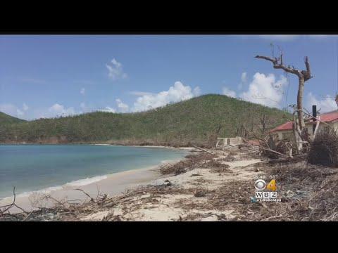 St. John Still Without Power After Hurricane Irma