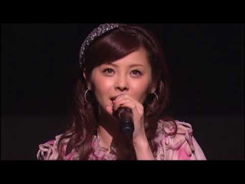 마츠우라 아야(松浦亜弥, Matsuura Aya) 콘서트 투어 2007년 가을 더블 레인보우(Double Rainbow)