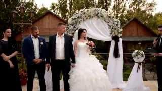 Ведущий Евгений Буш. Свадьба Александр + Евгения (2.10.2015)