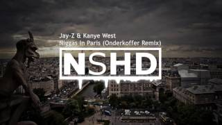 Repeat youtube video Jay Z & Kanye West   Niggas In Paris Onderkoffer Remix
