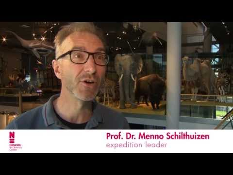 Trailer Kinabalu endemics Nature publication