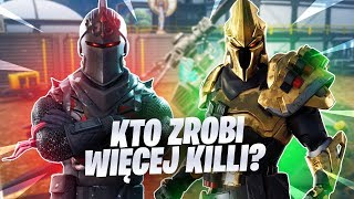 WHICH SKIN WILL DO MORE KILLI FORTNITE!? BLACK KNIGHT VS ULTIMA KNIGHT