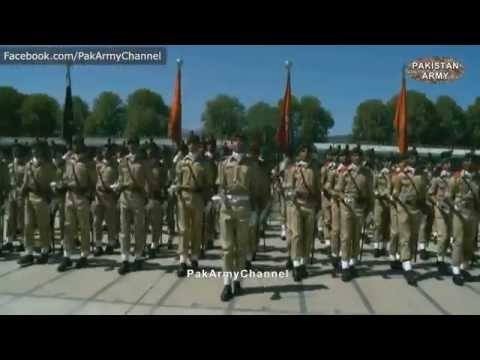 Best Sg Of Pak Army  Pakistan Day Held  23 March 2015