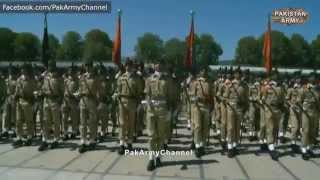 Best Song Of Pak Army On Pakistan Day Held on 23 March 2015