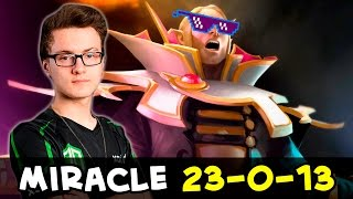 Reason you ban Miracle Invoker — Liquid vs Newbee