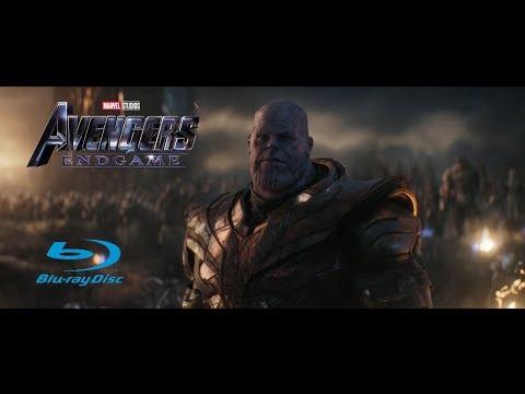 Endgame Final Battle | Avenger's | Part One | Blu Ray