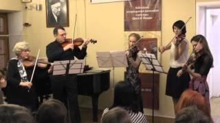 Ансамбль скрипачей – «Регтайм», Э. Градески