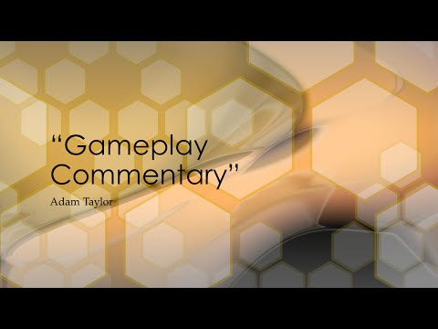 """Gameplay Commentary as Web Media Genre"" // College Senior Paper/Presentation May 2015"