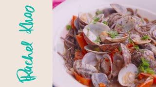 Rachel Khoo's Spicy Clam Soba Noodles