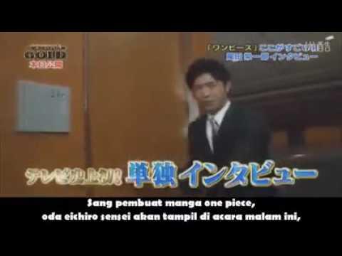 ENDING ONE PIECE ( INTERVIEW WITH ODA SENSEI) Mp3
