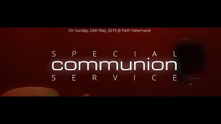 Bishop Oyedepo:Special Communion Services-Unlocking The Supernatural Pt.4