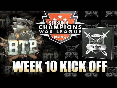 FINAL 2 HOURS! BostonTeaParty VS sky09 - Clash of Clans