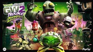 Plants Vs Zombies Garden Warfare 2 Gameplay - Zombopolis Map!