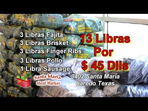 Santa Maria Meat Market , 3402 Santa Maria Laredo Texas