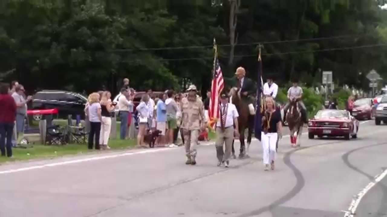 Willsboro 250th Anniversary Parade  7-4-15