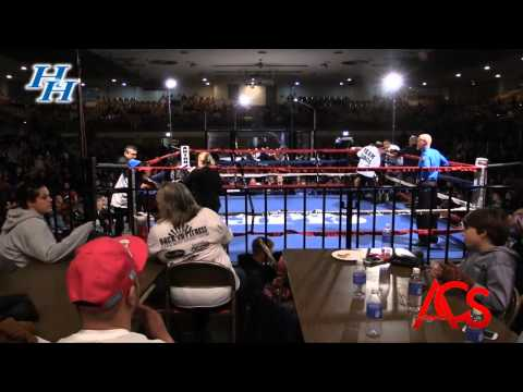 ACSLIVE.TV Dawg Soldier Promotions Presents Pro Boxing Johnny Garcia vs Moises Solis