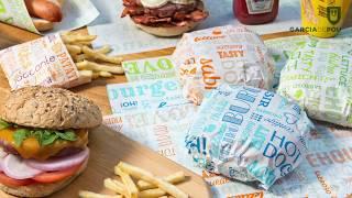 Surtido de productos take away | García de Pou
