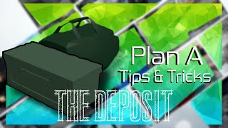 The Deposit - Low IQ Hot Tips (Entry Point)