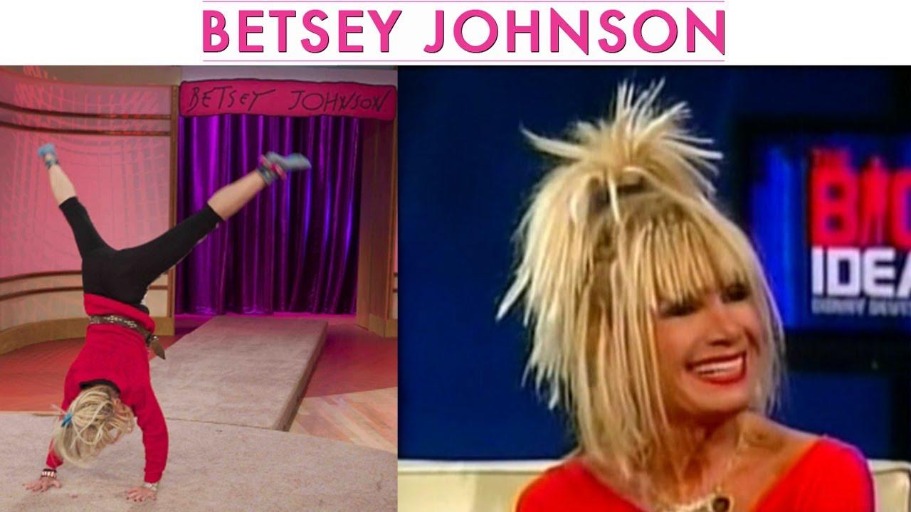 betsey johnsons biography